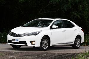 Toyota Corolla Altis 1.8尊爵版
