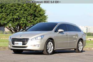 Peugeot-508 SW