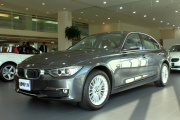 3-Series Sedan 2013款 320d Luxury