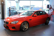 6-Series Gran Coupe 2013款 M6