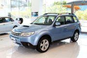 Subaru/速霸陸 - 2012 Forester