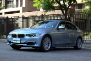 3-Series Sedan 2014款 ActiveHybrid 3 Luxury