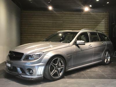 Benz C63 Estate AMG 10年 佶新國際 #7681