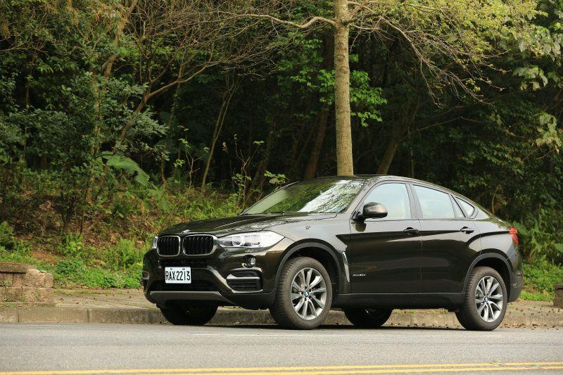 BMW X6 車評