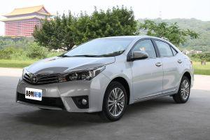 2015 Corolla Altis 1.8 Z