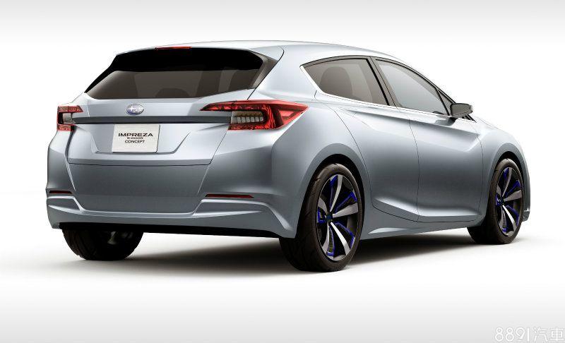 Subaru發表 Subaru Global Platform 底盤結構 將底盤技術帶向