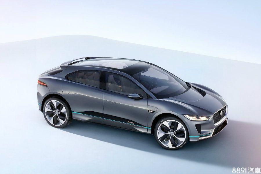 I-PACE概念車也是Jaguar踏入純電SUV的計畫作品,同時也具備相當跑車化的外觀設計,原廠目標在2018年投產。